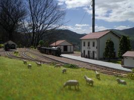 100 años del Ferrocarril del Bidasoa
